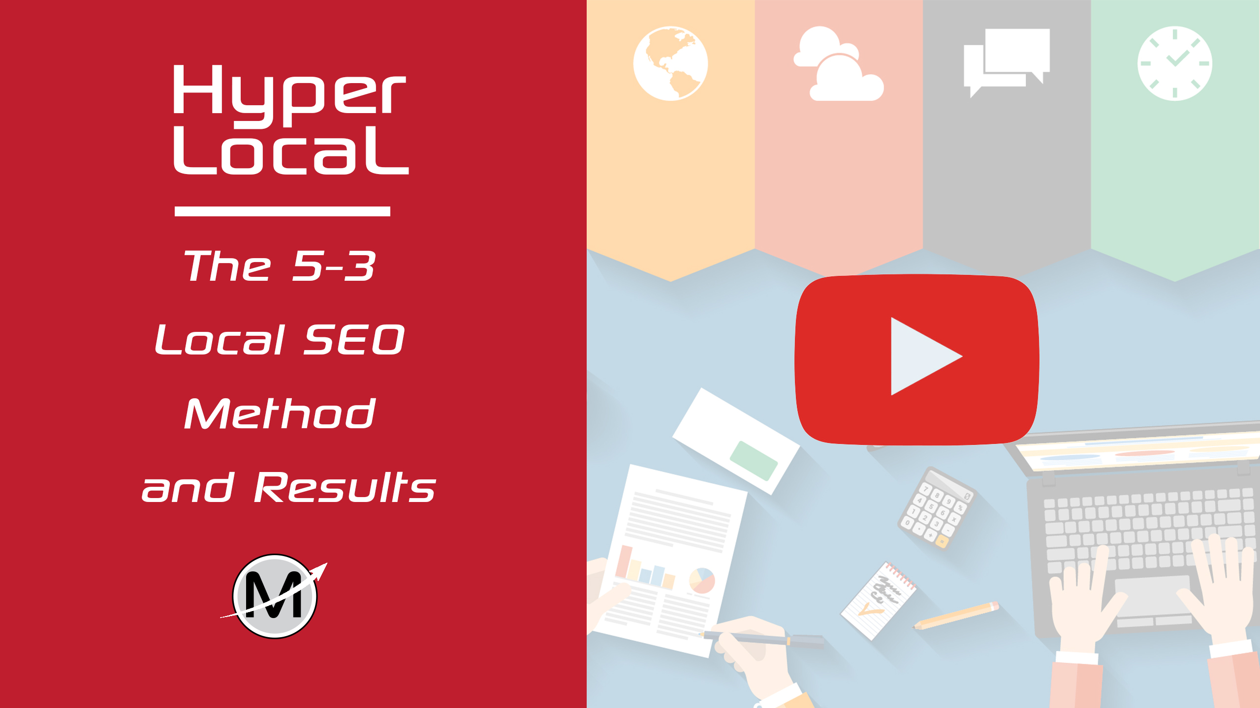 Local SEO - the 5-3 Method and Results