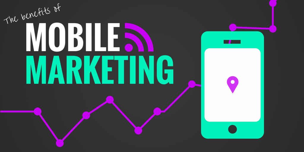 Mobile Marketing Graphic